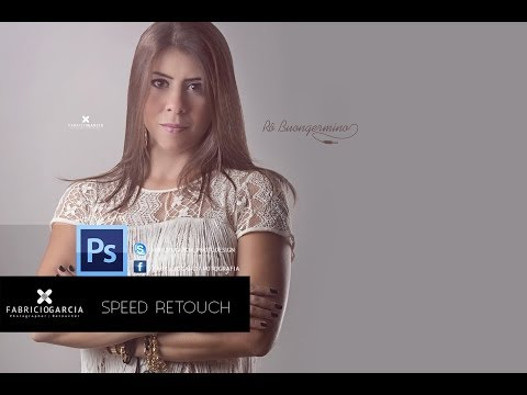 Tratamento - Retouch (#Photoshop Cs6  |  #Photoshop CC) #Tutorial