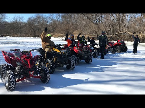 Iowa Ice Ride on the Boone River | Part 2 from YouTube · Duration:  12 minutes 56 seconds