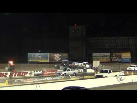 Guam trucks drag racing representing in Las Vegas 671 @ 702