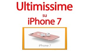 ULTIMISSIME su iPhone 7   By iLudotech