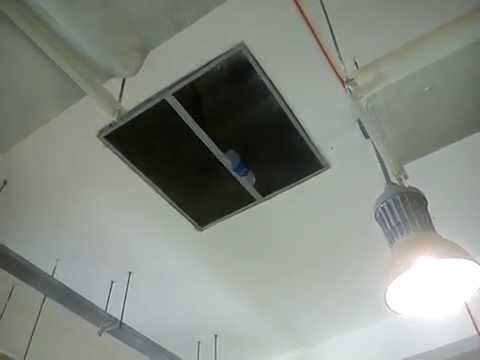 Explosion Proof Fan >> SMOKE EXHAUST FAN PERFORMANCE DURING FIRE ALARM ACTIVATION ...