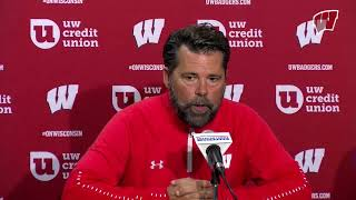 John Trask Weekly Press Conference - 09.09.19  - Buy American