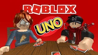 Roblox UNO | Lustige Momente | Tagalog Gameplay