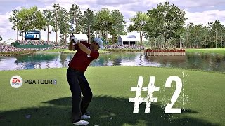 Rory McIlroy PGA Tour Career Mode - Episode 2 - TOUR GRADUATION! (Ps4/Xbox One Gameplay 1080p HD)