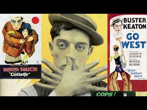 The Complete Buster Keaton Silent Films