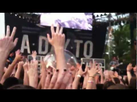 Riot Fest Chicago 2012 ADTR