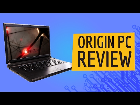 """Origin PC Laptop"" Review (2017)"