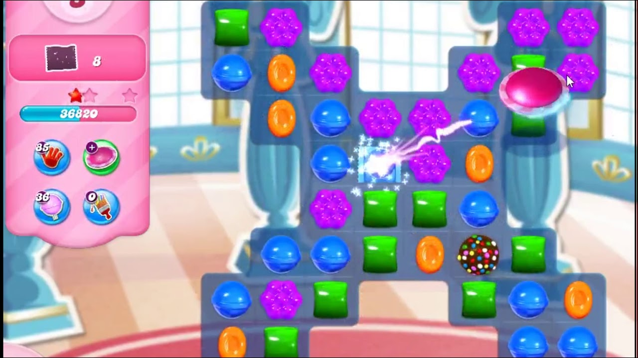 Download Candy Crush Saga Level 2989 - NO BOOSTERS
