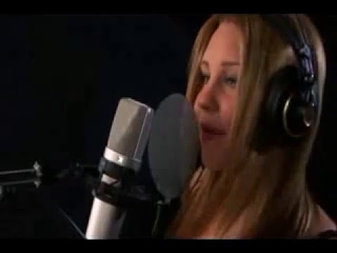 Hairspray Inside the recording Booth
