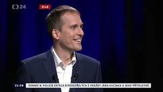 To nejlepší z debaty kandidátů na primátora z ČT 1 | 27.9.2018