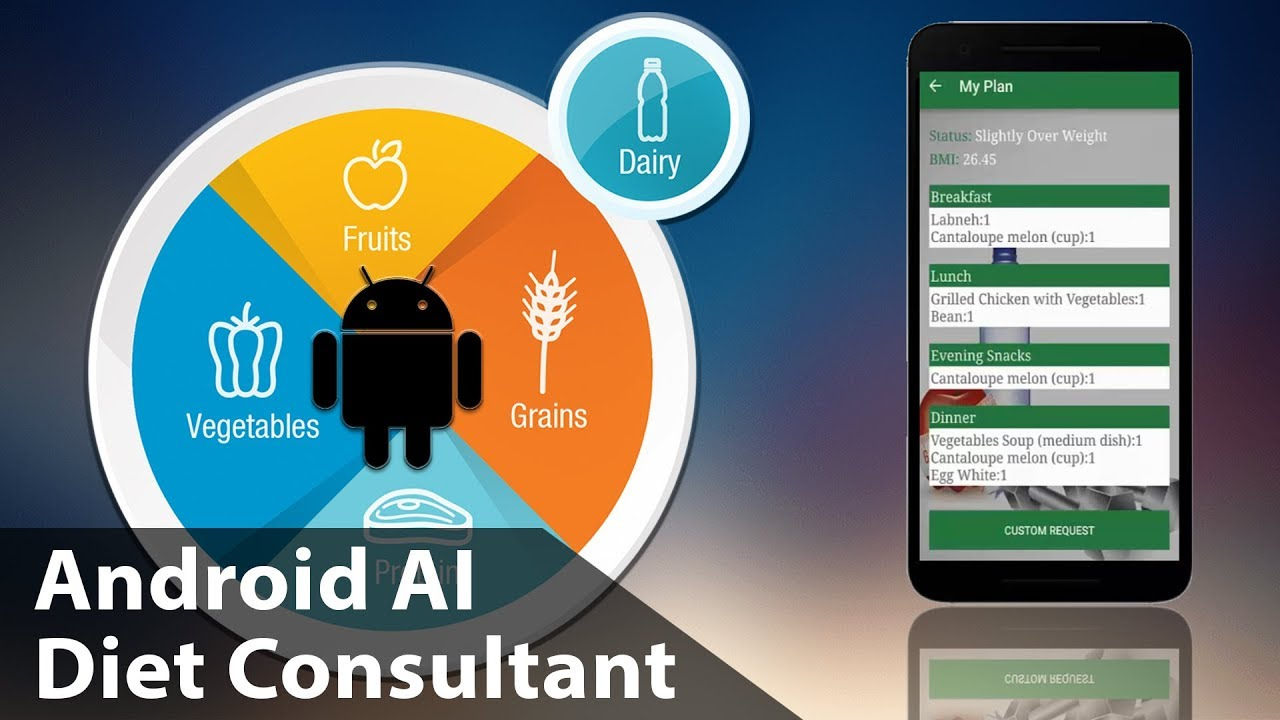 Android AI Diet Consultant