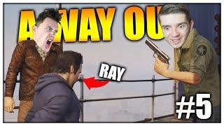 LOV NA RAYE! (A Way Out #5) /w Herdyn