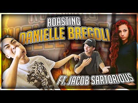 ROASTING DANIELLE BREGOLI (ft. Jacob Sartorius) (Cash Me Outside Girl)