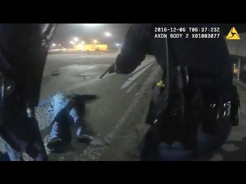 FBI Agent Shoots At Grand Rapids Police