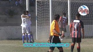 Liga Andalgalense de Futbol - Güemes vs Velez (Anual 2016 - 2º Fecha Vuelta)
