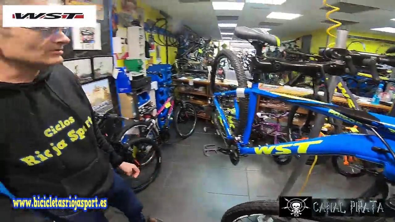 WST Bicicletas  Coleccion en Rioja Sport 2020