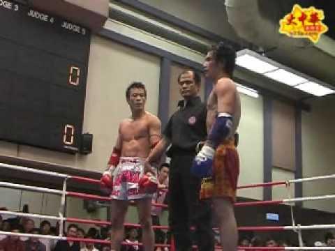 香港泰拳理事會主辦 2009泰拳冠軍賽-初賽 下集(364) - YouTube