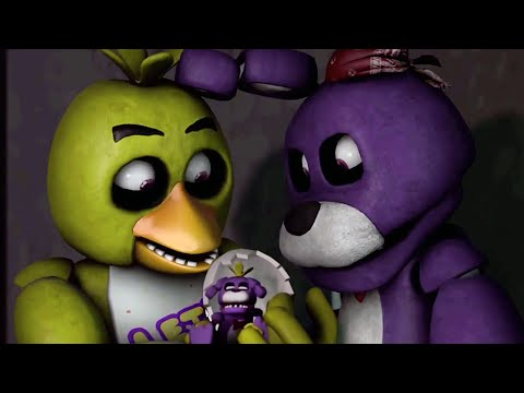 (SFM FNAF)  Bonnie and Chica The Parents