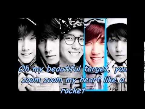B1A4-beautiful target (lyrics)