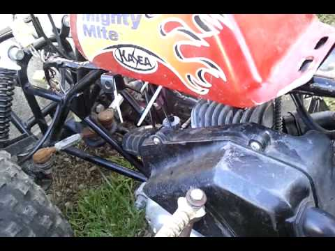 Kasea mighty mite 50cc mini quad restoration youtube kasea mighty mite 50cc mini quad restoration asfbconference2016 Image collections