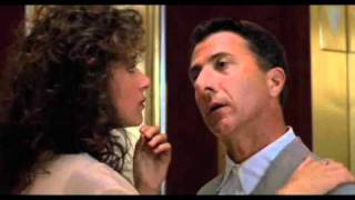 Rain Man Elevator Kiss Scene