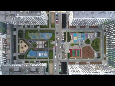 Архитектура - Европейский, Видный и Новин | Компания Брусника