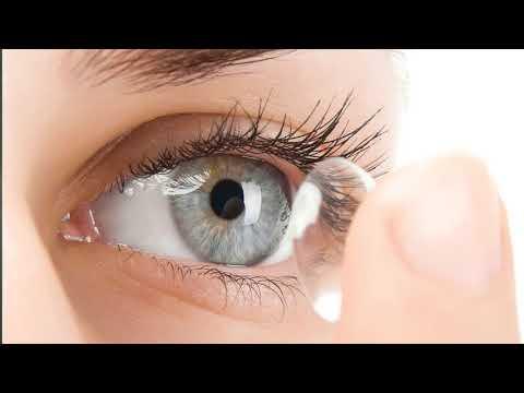 Как понять есть ли линза в глазу