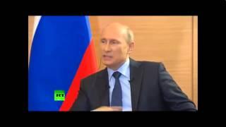 Путин ЗАКРЫЛ рот Обаме!!!!!