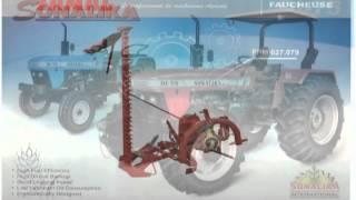 بيع الجرارات والعتاد الفلاحي Vent tracteur et matériel agricole