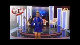Gizem Kara Show Vatan TV Şişeler