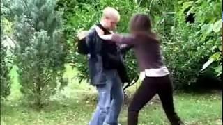 1c4s Eva Teaching Groin Kicks