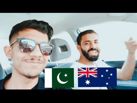 Pakistan to Australia | Sargodha to Canberra | For People | Usama Ali