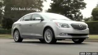 New 2016 Buick LaCrosse Performance West Point Buick GMC Houston and Katy TX
