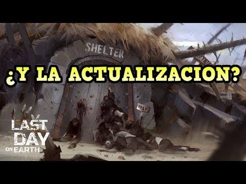 QUE PASO CON LA ACTUALIZACION..? | LAST DAY ON EARTH: SURVIVAL | RidoMeyer