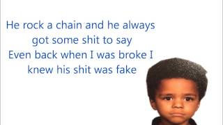 J Cole Chaining Day Lyrics