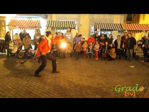 Mercado Nocturno Navidad Grado 2015 www.gradonoticias.com