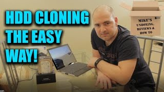 Easy HDD Cloning SATA HDD & SSD With ORICO 6629US3 USB 3.0 Dual Hard Drive Docking Station