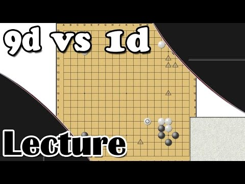Bats Lecture Series - Another 1dan vs 9dan!