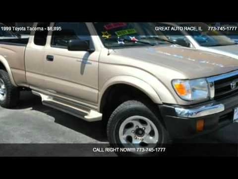 1999 toyota tacoma prerunner for sale in chicago il 60639 youtube. Black Bedroom Furniture Sets. Home Design Ideas
