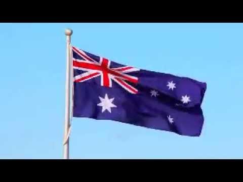 Advance Australia Fair (Heavy Version)
