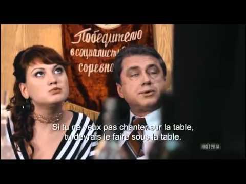 Documentaire 2015 ◙ Bratsva   La Mafia Russe, le commerce de détail.