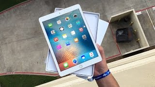 Can Original Apple Box Protect iPad Pro 9.7 from 100 FT Drop Test? - GizmoSlip