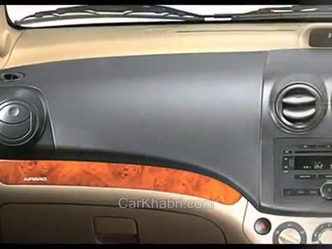 Chevrolet Aveo India