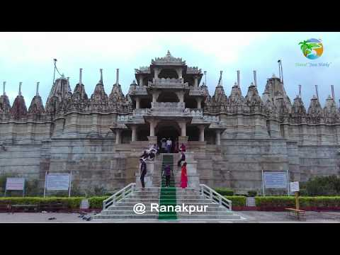 Ranakpur - Rajasthan - India (Best travelling and Best tourist place )