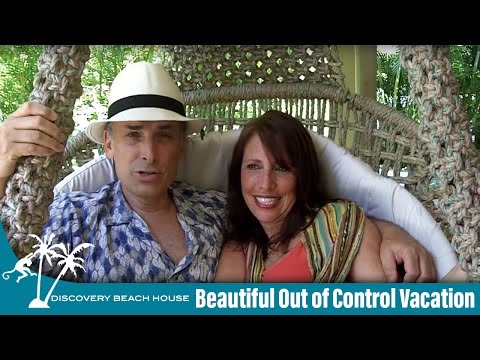 Discovery Beach House the Most Beautiful Out of Control Vacation - Mark and Sandi Cohn