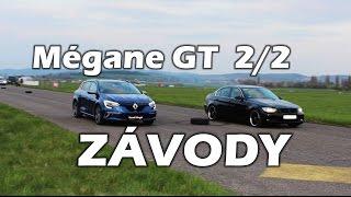 Renault GT vs BMW na sprintu - Stěhovák s duší závodníka 2/2 /Rendl Megič/