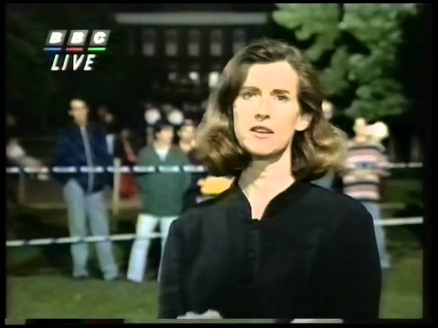 Bbc News Coverage Of Princess Diana S Death 11pm 31st August 1997