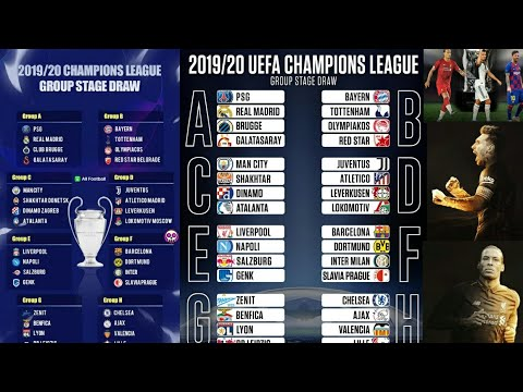 Uefa Champions League 4th Qualifying Round Draw
