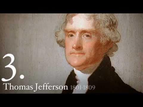 US Presidents: List of US Presidents from Washington to Obama