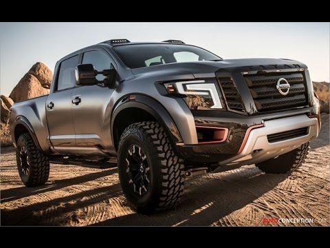 Car Design: Nissan TITAN Warrior Concept (Interview)